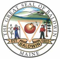 Great Seal of Baldwin, Maine